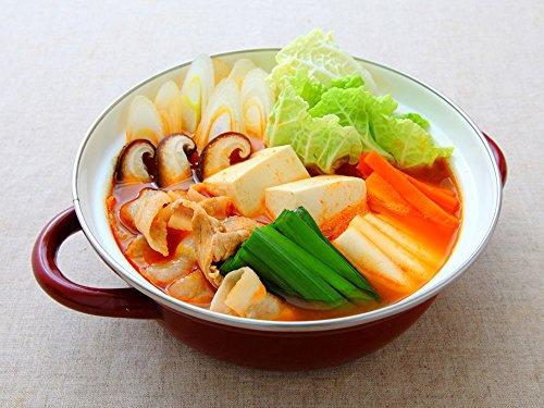 ミツカン『こなべっちキムチ鍋つゆ(4袋入)』
