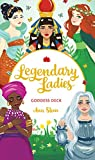 Legendary Ladies Goddess Deck: 58 Goddesses to Empower and Inspire You (Box of Female Deities to Discover Your Inner Goddess; Deck of Goddesses for Spirituality, Empowerment, and Healing)