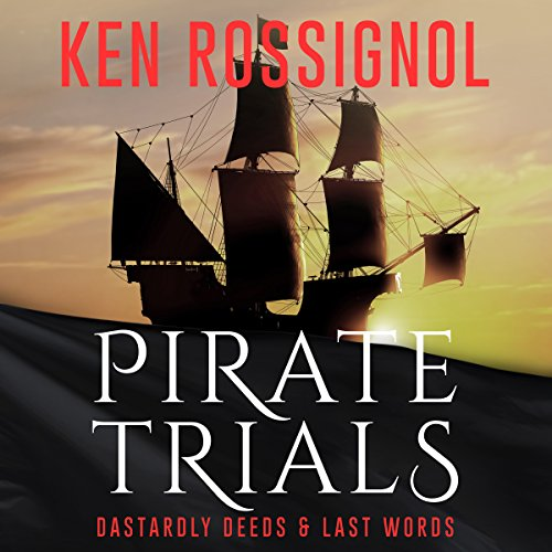Pirate Trials audiobook cover art