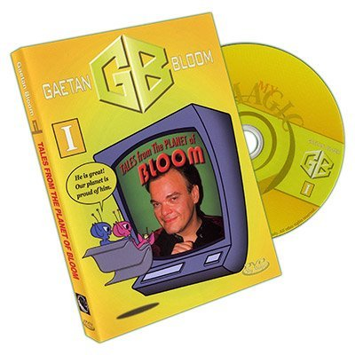 Tales From The Planet Of Bloom #1 by Gaetan Bloom - DVD