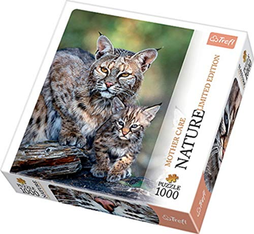 Trefl Bobcat, USA - Nature, Limited Edition, Mothercare 1000 Pieces Jigsaw - Puzzle