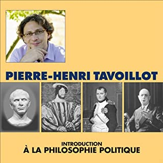 Couverture de Introduction à la philosophie politique