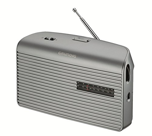 Grundig Music 60 L - Radio (Portátil, Analógica, FM,LW,MW, 87,5-108 MHz, 148,5-283,5 kHz, De 1 vía)