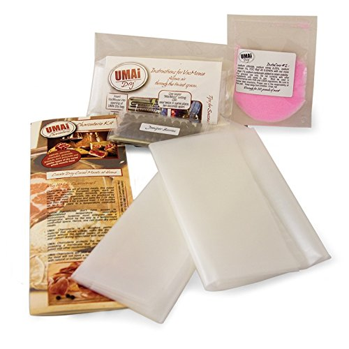 UMAi Dry Dry Curing/Aging Bags, Charcuterie