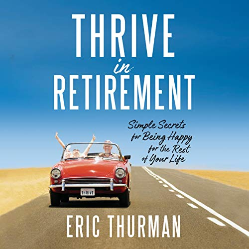 Page de couverture de Thrive in Retirement