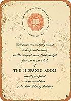 1939年議会図書館ヒスパニックルームオープニングコレクタブルウォールアート