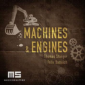 MUSIC SCULPTOR, Vol. 71: Machines & Engines