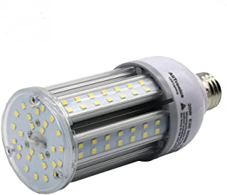 Orlich 20w E26 Led Corn Light Bulb - 2100 High Lumen,Replace CFL 100w or HID Bulb 70w,5000k White, Ac100-277v,Used in Outdoor and Indoor Wall Light,Bollard,Garden Light/Backyard