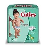 Cuties Baby Diapers - Size 5 27+ lbs 4pks/27 (108ct)