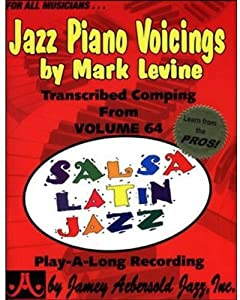 Download Ebook Jazz Piano Voicings - Transcribed From Volume