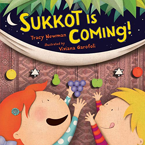 Sukkot Is Coming! cover art