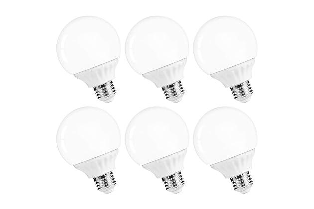 Best Bathroom Lights For Bulbs Amazon Com
