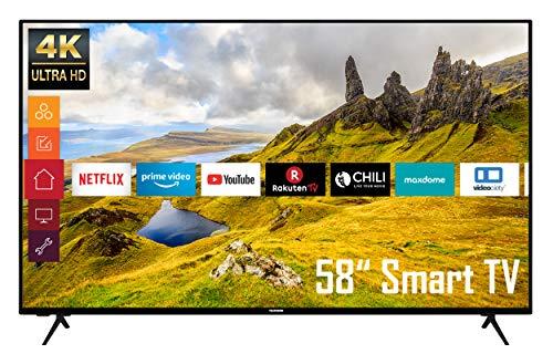 Telefunken XU58K521 58  Smart TV Bild