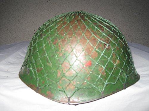 Unbekannt Orig Stahlhelm Helm der Roten Armee 2.Weltkrieg Netz Russland Moskau