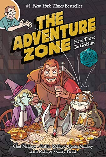 The Adventure Zone: Here There Be Gerblins (The Adventure Zone (2))
