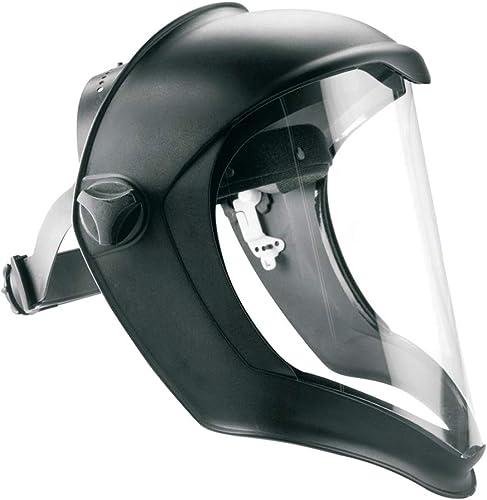 Honeywell 1011623 Ecran Facial Bionic Complet avec Face Polycarbonate Non Traité Incolore