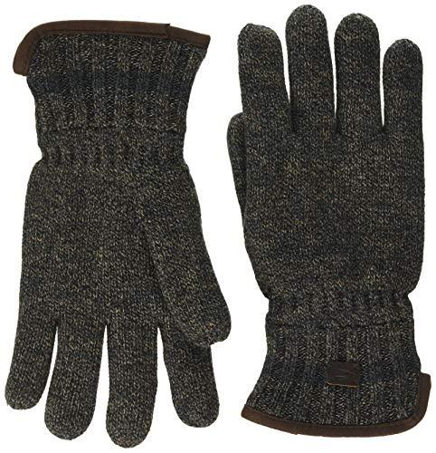 camel active Herren 408310/2G31 Handschuhe, Beige (Beige Green 18), Medium (Herstellergröße: M)