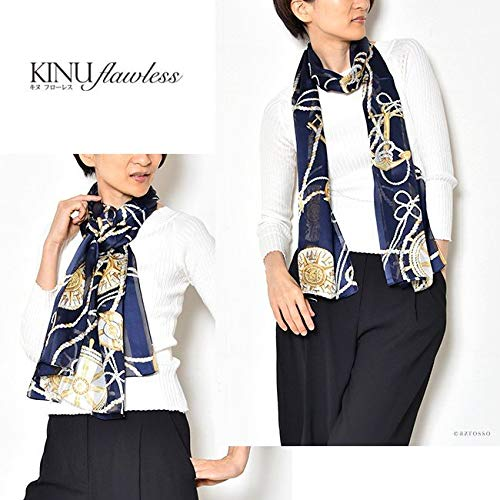 KINUflawless(キヌフローレス)『横浜スカーフ』