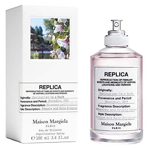 100% Authentic Maison Margiela Replica Springtime in a Park 100ml edt + 3 Niche samples - Free