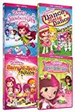Strawberry Shortcake Pack 1 (Snowberry Days / Dance Berry Days / Berry Hi-Tech Fashion / Berry Bake Shop)
