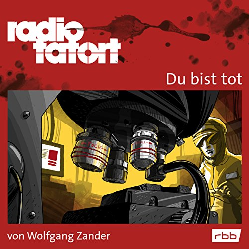 Du bist tot audiobook cover art