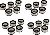 Replacement Paper element for air compressor REPLACES CAMPBELL HAUSFELD STO739-03 & STO739-03AU CHAMPION P5050A CURTIS VA1118 GARDNER DENVER 2109945 INGERSOL RAND 32170979 SULLAIR 243196 (20 PACK) -  Filter