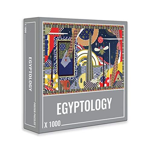 Cloudberries Egyptology - EIN kreatives 1000 Teile Puzzle für Erwachsene