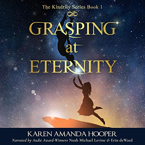 Grasping at Eternity audiobook cover art