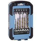 Kit de Acessórios para Parafusadeira e Furadeira com 27 Peças, Gamma Ferramentas G19510AC