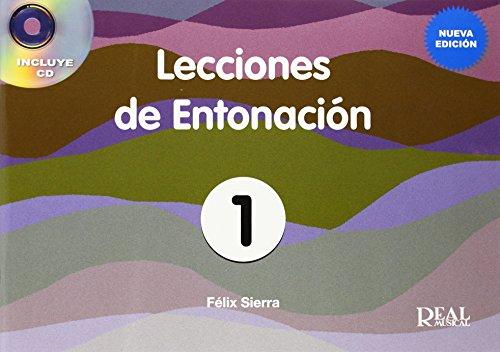 Lecciones de Entonación vol.1 +CD (RM Entonacion)