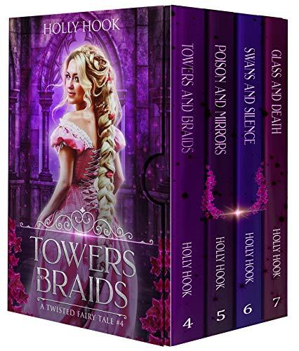 The Twisted Fairy Tale Box Set, #2 (Books 4-7)