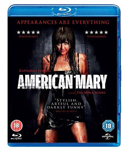 American Mary [Blu-Ray] (Deutsche Sprache. Deutsche Untertitel)