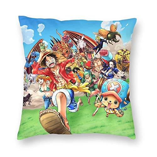 One Piece Fodere Per Cuscini Fodera Per Cuscino Decorativa Morbido Quadrato Per Divano Divano Letto Casa 45x45 Cm