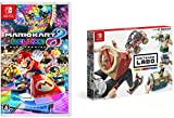 マリオカート8 デラックス - Switch + Nintendo Labo (ニンテンドー ラボ) Toy-Con 03: Drive Kit - Switch