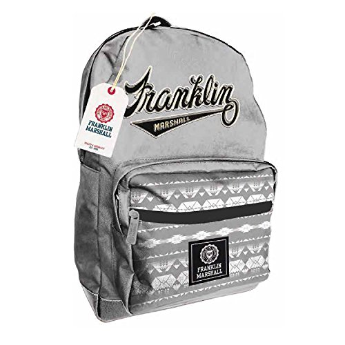 Franklin & Marshall 70186 Mochila Tipo Casual, 18 Liters, (Multicolore)