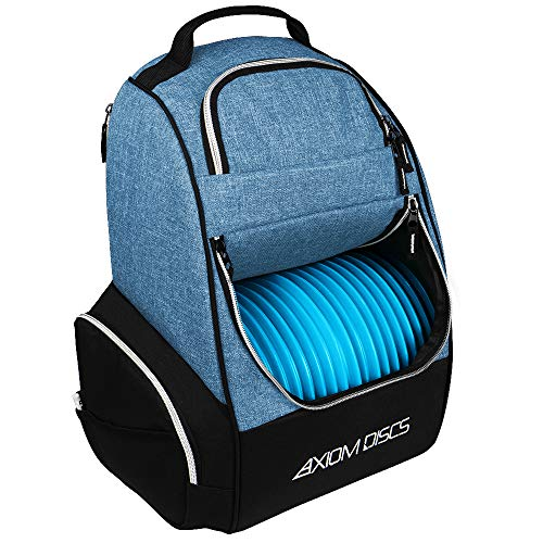 Axiom Discs Rucksack Shuttle Bag (wählen Sie Ihre Lieblingsfarbe) (Heather Teal)