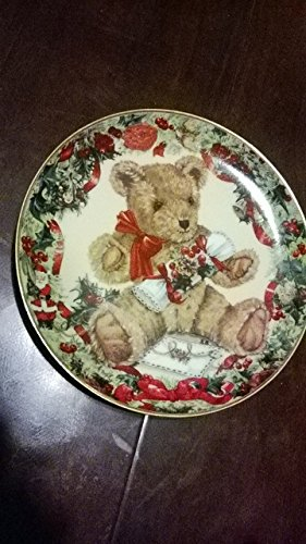 """""""Teddy's First Christmas"""" The Heirloom Collection -  The Franklin Mint, JA1694"""