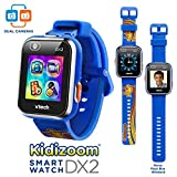 VTech KidiZoom Smartwatch DX2 Special Edition Skateboard Swoosh with Bonus Royal Blue Wristband