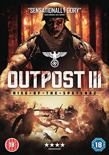 Outpost III: Rise of the Spetsnaz [DVD]