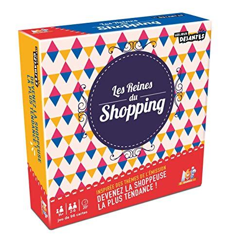 Les jeux Déjantés-Les Reines du Shopping, Collection M6 Games, 130008028, 0