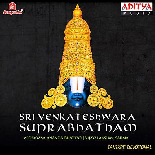Vedavyasa Ananda Bhattar, Vijayalakshmi Sarma