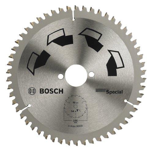 Bosch 2609256892 Lame de scie circulaire Spécial...