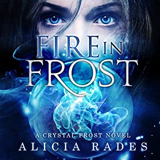 Fire in Frost audiobook cover art