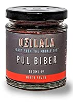Best substitute for Aleppo Pepper, earthy while at the same time bright, tart, and fresh. Mildly spicy with its brief heat and it's got a savoury finish quite like sundried tomatoes. With its nuanced flavours, it's perfect for adding depth and balanc...