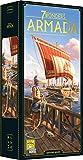 7 Wonders - Extension Armada (Édition 2020) - Asmodee - Jeu de société - Jeu de stratégie