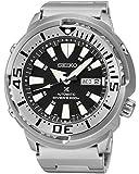 Seiko SRP637K1uomo Prospex, Automatic Diver, cassa in acciaio e bracciale, 200M WR, SRP637
