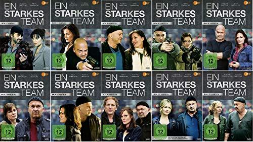 Ein starkes Team Box 1+2+3+5+6+7+8+9+11+12 (ohne 4 und 10) [DVD Set]