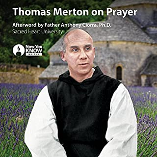 Thomas Merton on Prayer audiobook cover art