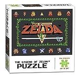 USAOPOLY Legend of Zelda Classic Puzzle (550 Piece)