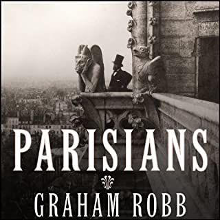 Parisians audiobook cover art